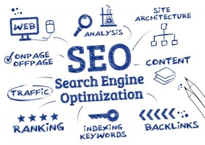 SEO for Web Design
